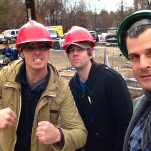 Mat Hoffman w/ Jeff Dye ‏Extreme MAKEOVER – Home Edition