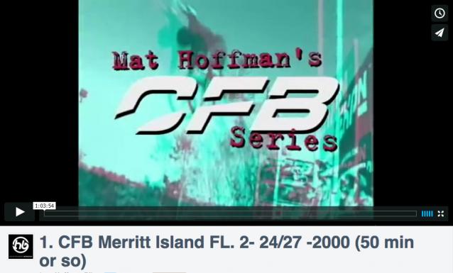 Crazy Freakin' Biker Contest - 2.24.00 @ Paradise Funplex in Merrit Island FL