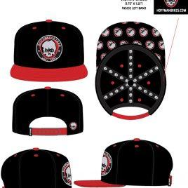 Hoffman Skull Hat