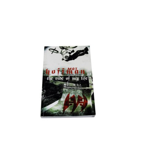 Ride Of My Life mat Hofman book
