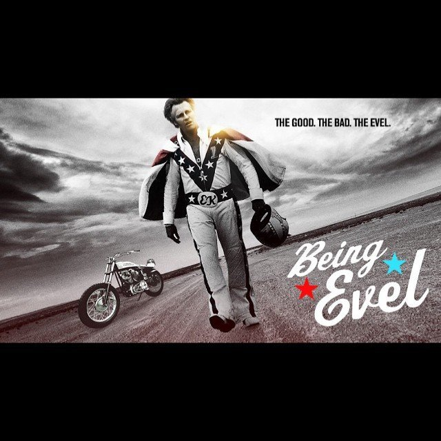 Today the Being Evel iTunes Movie Trailer hit.http://trailers.apple.com/trailers/independent/beingevel/In Theater August 21st 2015.  @iTunesTrailers