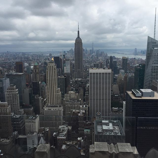 #NYC_mh #topoftherock #rockefellercenter