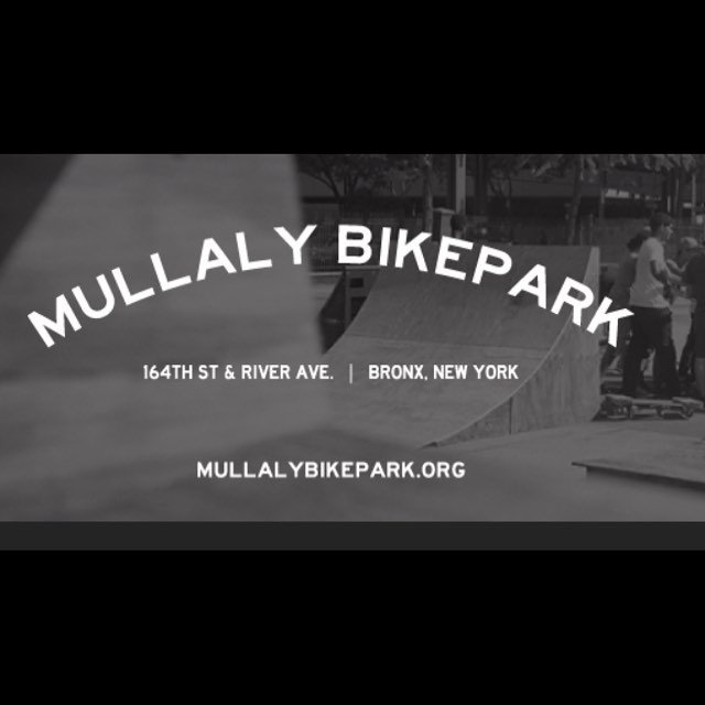 Going to stop by the legendary @mullalybikepark today!  I'm injured so I can't ride but I hope to  see some old friends.