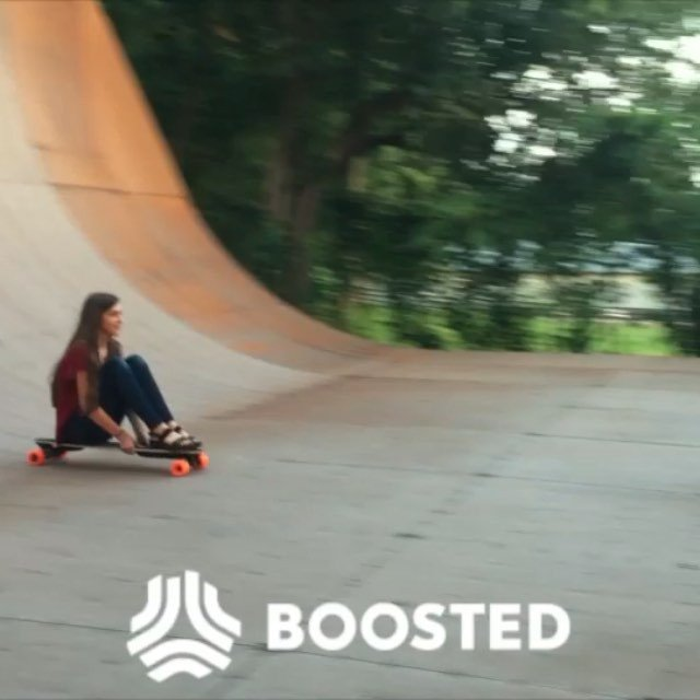 Electric @boostedboards family #backyardsess43 woohoo!
