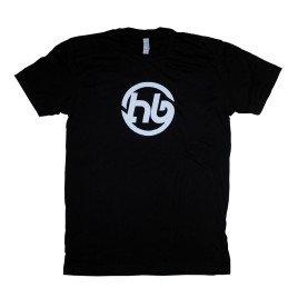 HB Circle Logo Black
