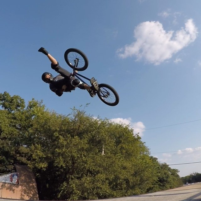 First ride since I bummed my knee up last week. I think I tore my PCL. I already don't have an ACL so it makes it tough to ride. It feels real unstable. Here's some clips from last week and a the last couple are from today. Today gave me confidence to Keep on keeping on