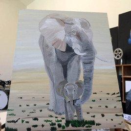 Elephant – PRINT