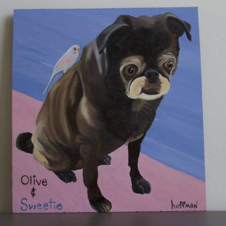 Olive & Sweetie