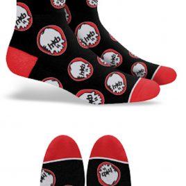 Hoffman Skull Socks