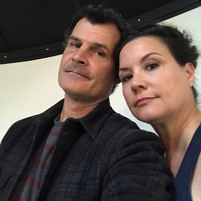 25 yr selfie celebration.  Been married to this beautiful and tough women for 25 yrs today.  Thanks for supporting my crazy's and topping them off with yours.  Happy 25th.  Let's party.