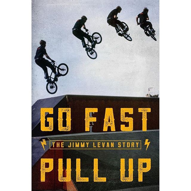 "ATTENTION ATTENTION Available now.  The @levanjimmy story, ""Go Fast Pull Up"" is out today on iTunes, Amazon, Google Play, Playstation Video, Xbox Video, Redbox, Vudu and Vimeo.  Jimmy is do or die.  And I think I've seen him die a few times.  For real.  BMX gladiator. Enjoy this one."