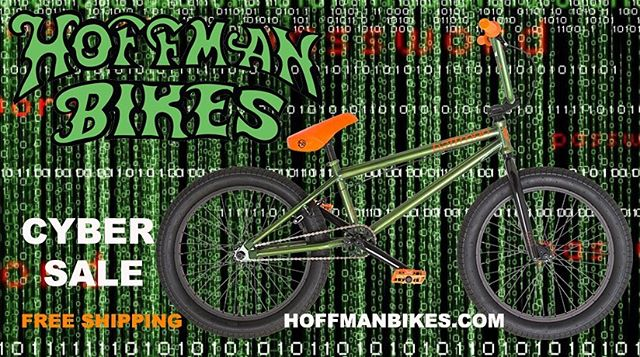 Guess what? Another SALE!  Whoot whoot. $199 frames, $249 complete bikes.  Free shipping on everything. Get some and get rad.  More discounts at @hoffmanbikes