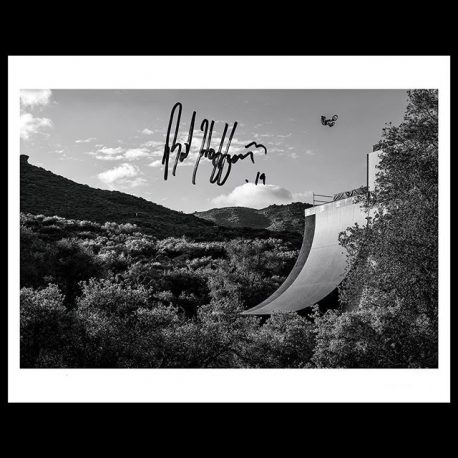 Limited Special Prints Available @blabacphoto (link in his profile) - capturing a fun day in a far away place riding the @dannyway Ninja Ramp, 2015.
