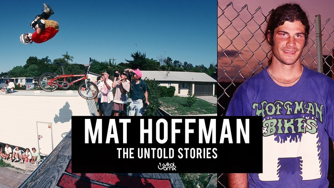 Did an interview with @vitalbmx old friend Brad McDonald.  We flipped through some old photos between 1991-1993.  It was a hyper progressive time in my life. Here's some stories I got to share.  Thanks.  Enjoy. Link in bio.